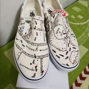 Harry Potter vans shoes size 11 men